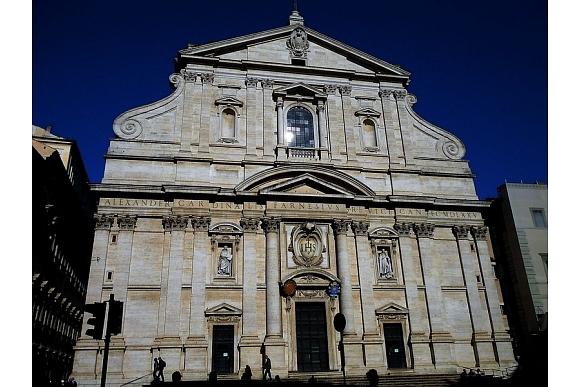 jezus_baznica_dzakomo_della_porta