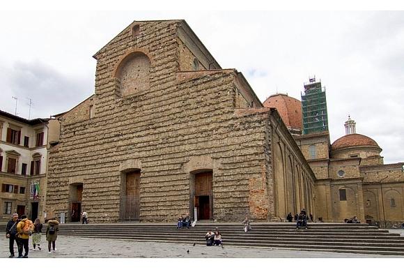 san_lorenzo_bazilika_florence
