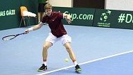 Ventspilī par 157 500 eiro pārbūvēs tenisa kortu