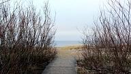 Šovasar Ventspils pludmalē par 40 800 eiro izbūvēs jaunas pludmales ieejas laipas