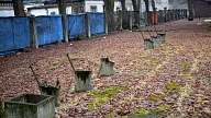Ventspils dome piešķīrusi 3373 eiro kādas daudzdzīvokļu dzīvojamās mājas pagalma labiekārtošanai