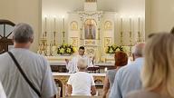 Par 47 844 eiro veikti remontdarbi Kaunatas katoļu baznīcā