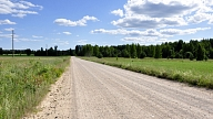 Greiderēšanas darbi šogad veikti teju 64 000 kilometru garumā