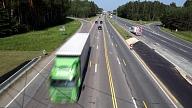 Mainās satiksmes organizācija uz Jūrmalas šosejas un tās krustojumā ar Rīgas apvedceļu