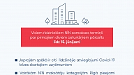 Rīgas dome pārceļnekustamā īpašuma nodokļasamaksas termiņu