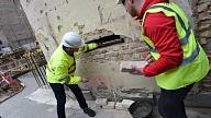 Jaunā Rīgas teātra būvdarbu gaitā liek laika kapsulu ar vēstījumiem nākotnes cilvēkam