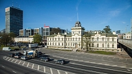 Pabeigta atjaunošana vēsturiskajam Muitas namam – Iekšējās drošības biroja mājvietai Daugavas krastmalā
