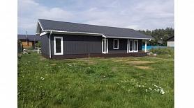 Energoefektīvas koka karkasa mājas