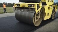 Eksperti: Viena pārstrādātā auto riepa līdzvērtīga 5–7 kvadrātmetriem jaunā ceļa seguma