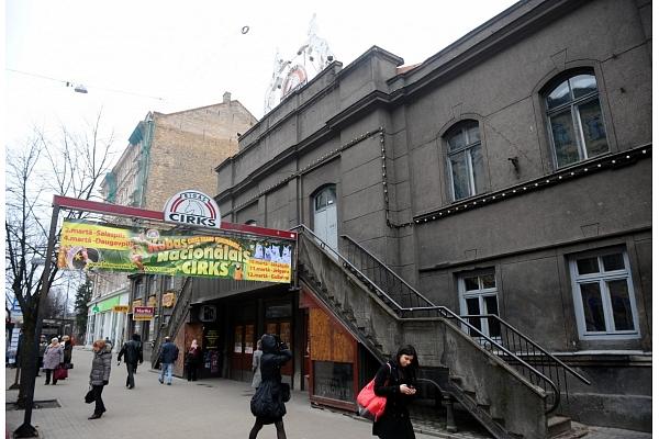 Valdība lems par 228 624 eiro piešķiršanu Rīgas cirka ēkas fasādes konservācijas un nostiprināšanas pabeigšanai