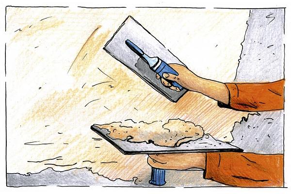 Praktiskie padomi:Kā izveidot dekoratīvo apmetumu ar reljefu?