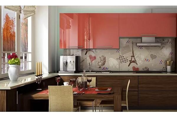 """9 idejas, kā noformēt virtuves """"priekšautu"""""""