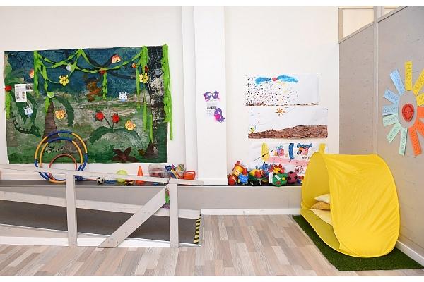 Valgundē par 506 883 eiro atjaunota bērnudārza ēka