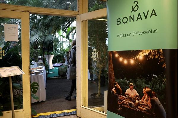 """""""Bonava Latvija"""" sākusi 12 miljonu eiro vērta dzīvojamā projekta attīstīšanu Ganību dambī"""