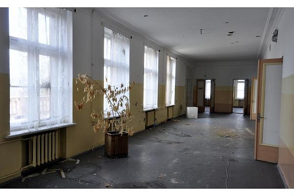 Noslēgušies renovācijas darbi Daugavpils Valsts ģimnāzijā un 26.bērnudārzā