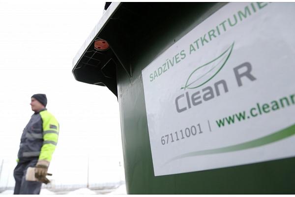 """""""Lursoft"""": Atkritumu savākšanas nozarē jau tagad dominē atsevišķi uzņēmumi"""