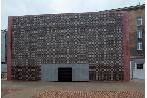 VNĪ: Okupācijas muzejs ieguvis jaunu ārējo veidolu