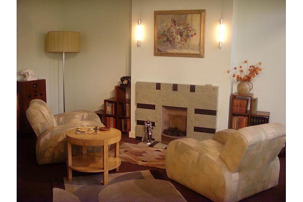 Art Deco stils interjerā: Kas tam raksturīgs un kā to ieviest savā mājoklī?