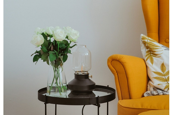 Kā mājās ienest ziedu motīvus? Iesaka eksperti