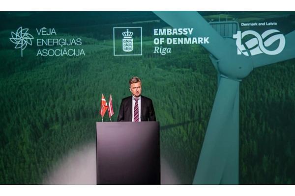 """Aizvadīta lielākā vēja enerģijai veltītā konference""""WindWorks. Powering Latvia's energy future"""""""