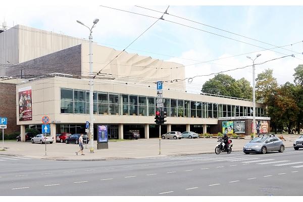 Pabeigti darbi Dailes teātra energoefektivitātes uzlabošanai; būvuzņēmēji aicināti uz sadarbību priekšlaukuma atjaunošanā