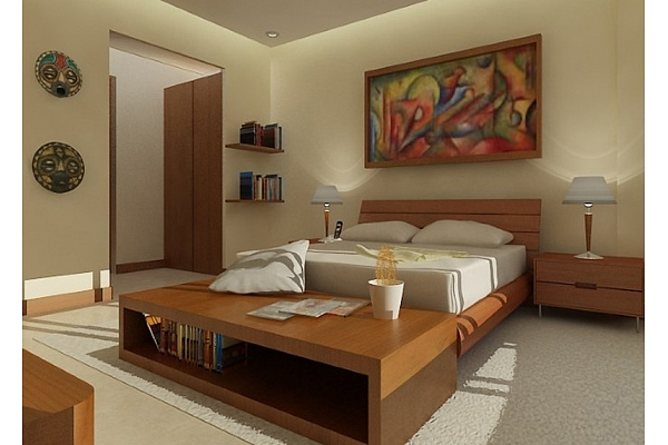Austrumu stils interjerā: Kas tam raksturīgs un kā to ieviest savā mājoklī?