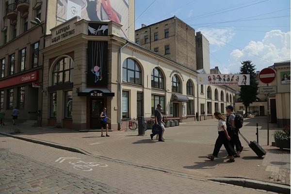 VNĪ: Šovasar tiks uzsākta Latvijas Leļļu teātra ēkas atjaunošana