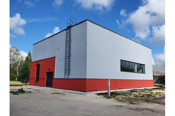 VNĪ: Ekspluatācijā nodota īpaša filmu glabātuve Latvijas Nacionālā arhīva vajadzībām