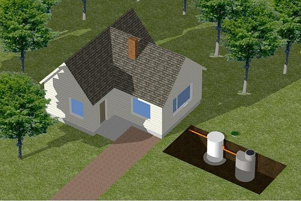 Domā divus soļus uz priekšu un uztici savas mājas kanalizācijas sistēmas izbūvi profesionāļiem!
