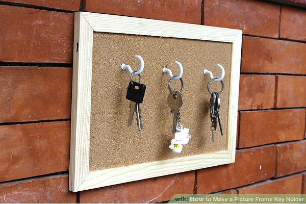 Kā uztaisīt atslēgu turētāju?