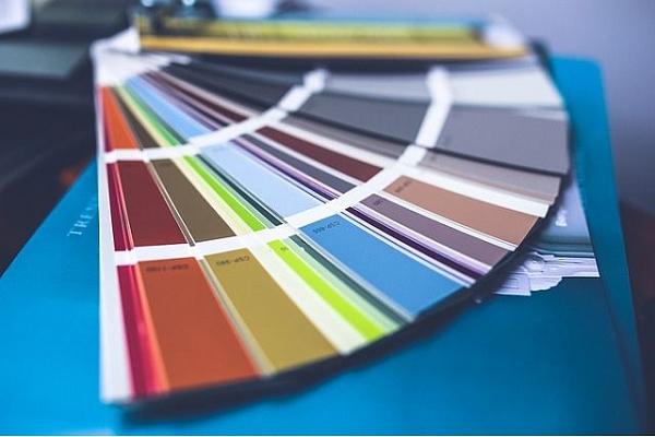 Krāsu izvēle mājas interjeram