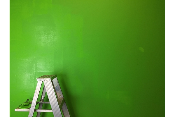 Nokrāso sienas kā profesionālis! 9 vienkārši padomi