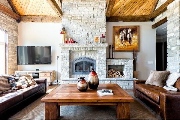Rustic stils interjerā: Kas tam raksturīgs un kā to ieviest savā mājoklī?