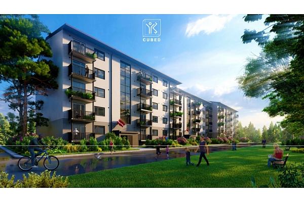Izstrādāts daudzdzīvokļu ēkas būvniecības tipveida projekts