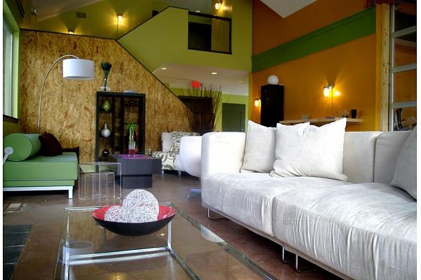 Lounge stils interjerā: Kas tam raksturīgs un kā to ieviest savā mājoklī?