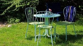 Āra mēbeles: 5 aktuālas tendences, kas padarīs terasi vai dārzu pievilcīgāku