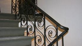 """Betona grīdu, kāpņu un metāla margu restaurācija. SIA """"Dekogrīdas"""""""