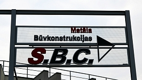 """Būvkonstrukciju ražotāja """"S.B.C."""" apgrozījums pērn audzis par 16,9%"""