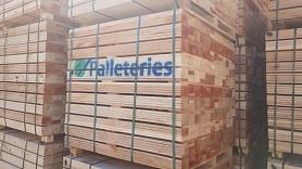"""""""Palleteries""""– viens no vadošajiem zāģmateriālu ražotājiem Latvijā"""