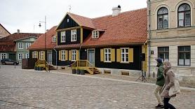 Par 433 000 eiro izbūvētas jaunas telpas Kuldīgas Restaurācijas centram