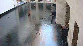 SIA Poly Systems - pamatu hidrolizācija, jumtu hidrolizācija, poliuretāna hermētiķi