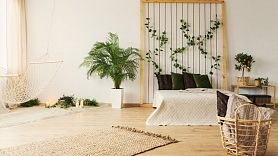 Tuvāk dabai: Eko stils interjera dizainā