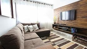 8 idejas, kā veiksmīgi integrēt TV mājokļa interjerā