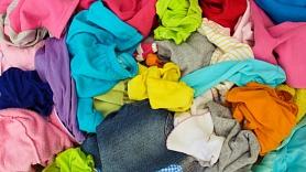 Aicina pārskatīt paradumus un nodot nevajadzīgos tekstilizstrādājumus