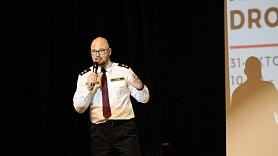 Aizvadīta pirmā VUGD organizētā ugunsdrošības konference (VIDEO)