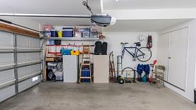 Astoņi noderīgi padomi, kā iekārtot perfektu garāžu