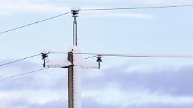 Brīdinājums: Stiprais sals var ietekmēt elektroapgādi valsts austrumu un centrālajos rajonos