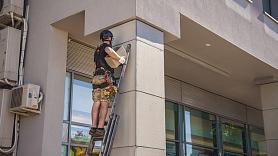 Drošība, strādājot augstumā: Kas jāņem vērā?