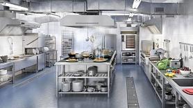 """Higiēna sākas ar grīdu – """"ACO Nordic"""" nerūsējošā tērauda trapi virtuvēm un ražotnēm"""
