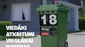 Izstrādāta lietotne ērtākai atkritumu pārvaldībai